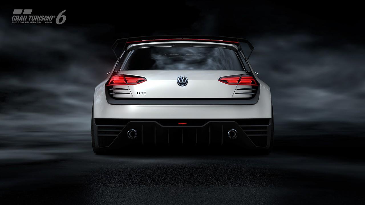 Volkswagen GTI Supersport Vision Gran Turismo