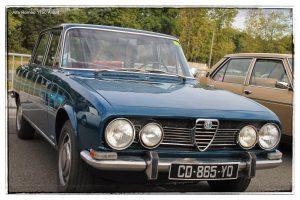 italian meeting - Alfa Romeo 1750