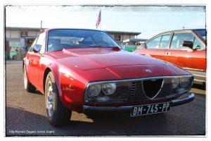 italian meeting - Alfa Romeo Zagato Junior