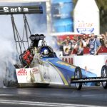 Dragster - TOP FUEL - Andrew Cowin