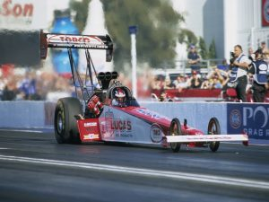 Dragster - TOP FUEL - Bruce Litton