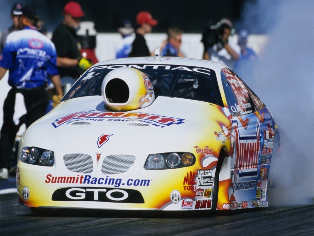 Dragster - PRO STOCK - Greg Anderson