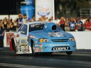 Dragster - PRO STOCK - Rickie Smith