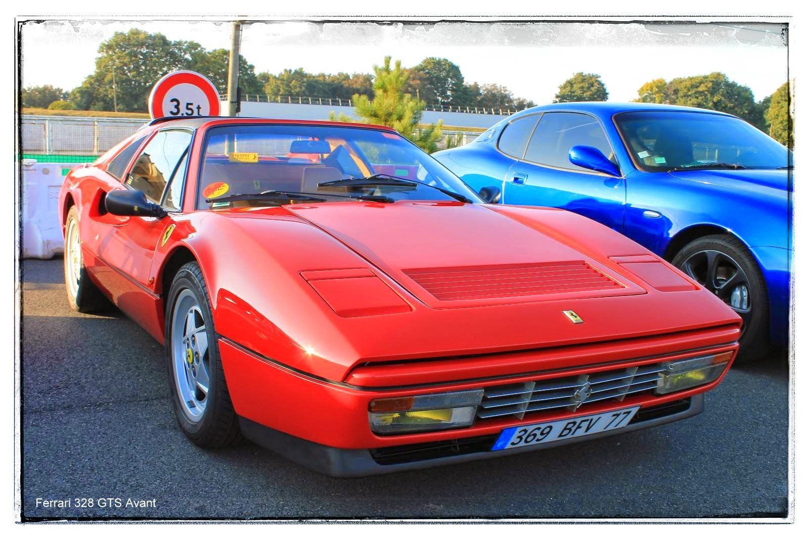 italian meeting - Ferrari 328 GTS