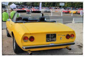 Italian Meeting - Fiat Dino Spider 2400