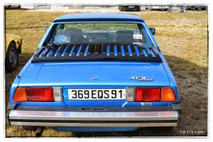 italian meeting - Fiat X1/9 Spider