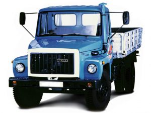 Gaz camion 3307