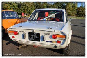 italian meeting - Lancia Fulvia 1600 HF