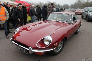 Traversee de Paris 2014 - Jaguar