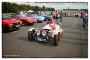 italian meeting - Tricycle JZR 500 CX