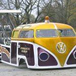 Volkswagen Bus Dragster