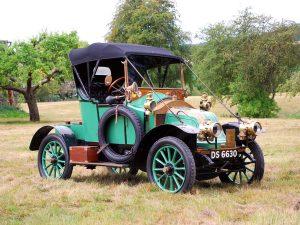 1912 Renault Type AX Tourer