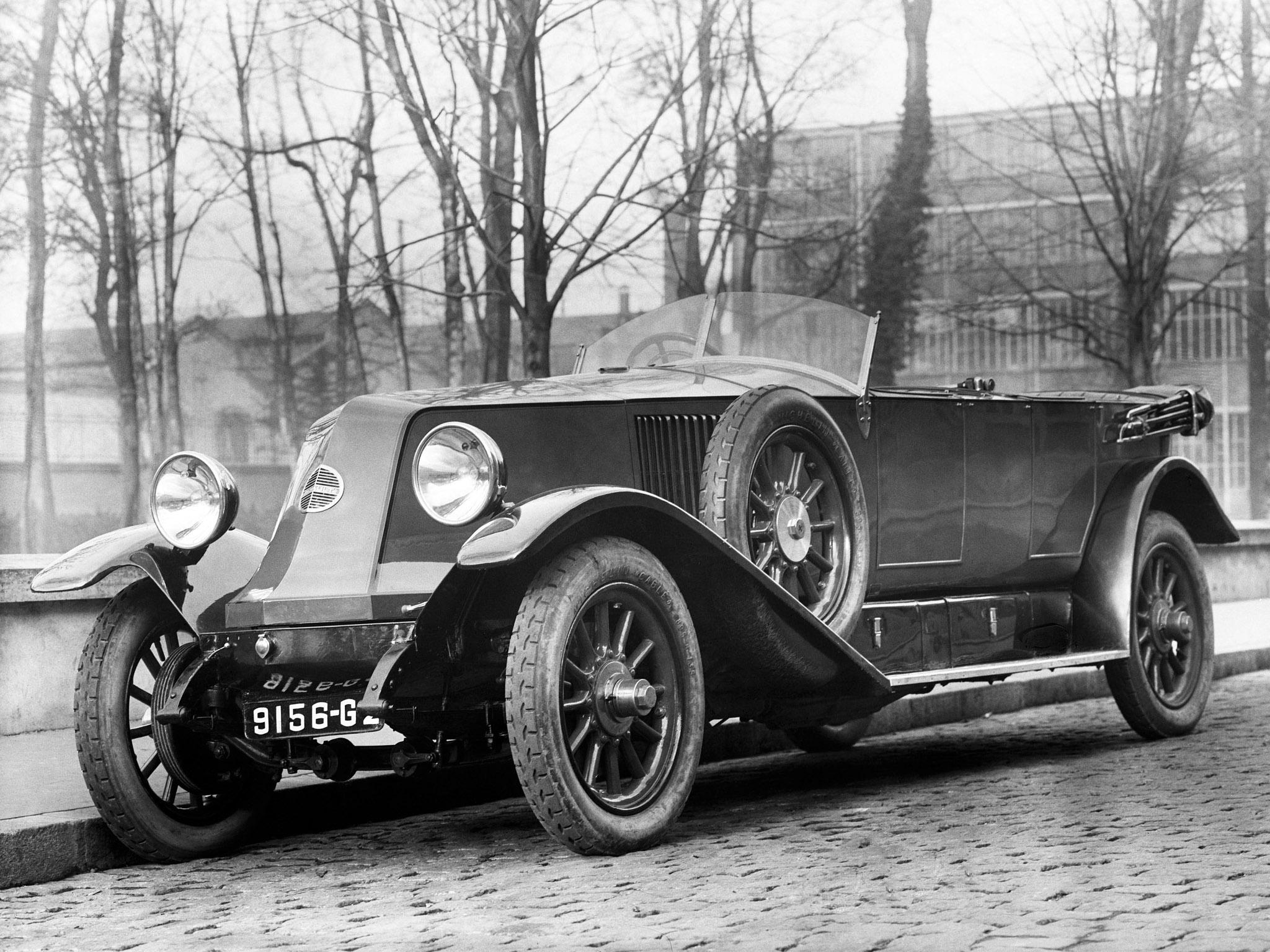 1922 Renault 40 CV Torpedo
