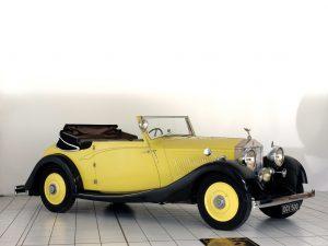 1926 Rolls Royce 20 Drophead Coupe