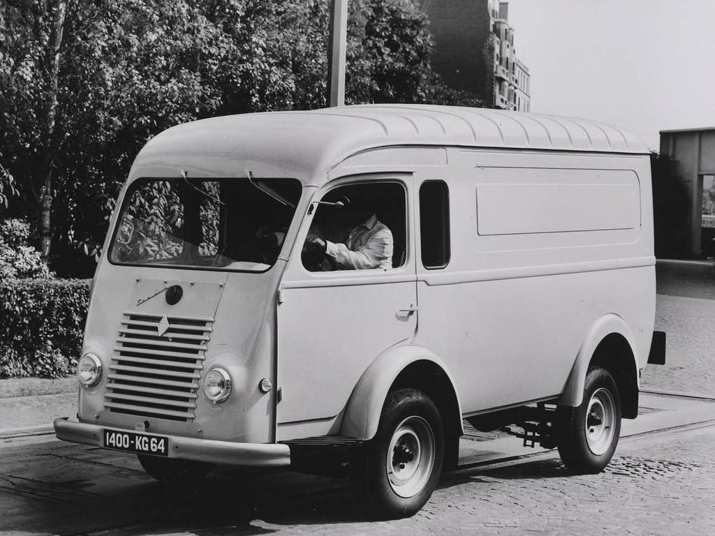 1949 Renault Goelette 1400 KG