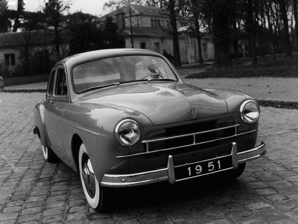 1951 Renault Fregate