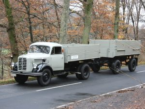 1953-57 Borgward B4500