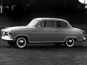 1954-61 Borgward Isabella Sedan