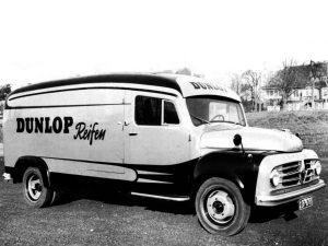 1954 Borgward B 1500 Kasten