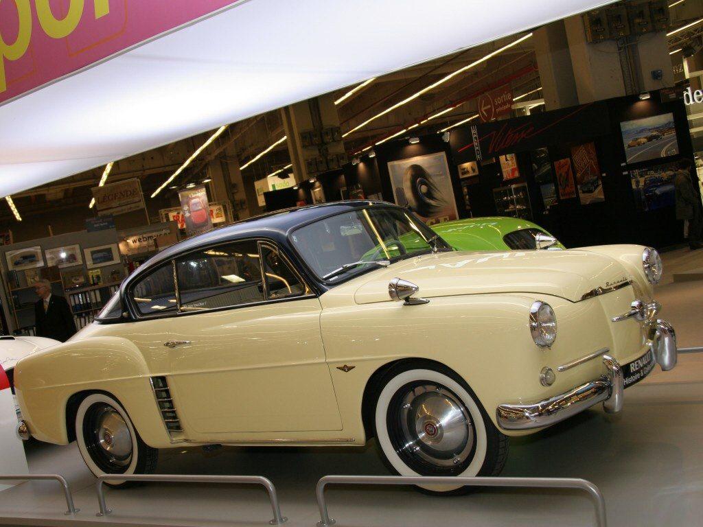 1956 Renault 4CV Coupe