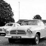 1958-61 Borgward Isabella Coupe