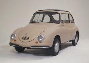 1958 Subaru 360