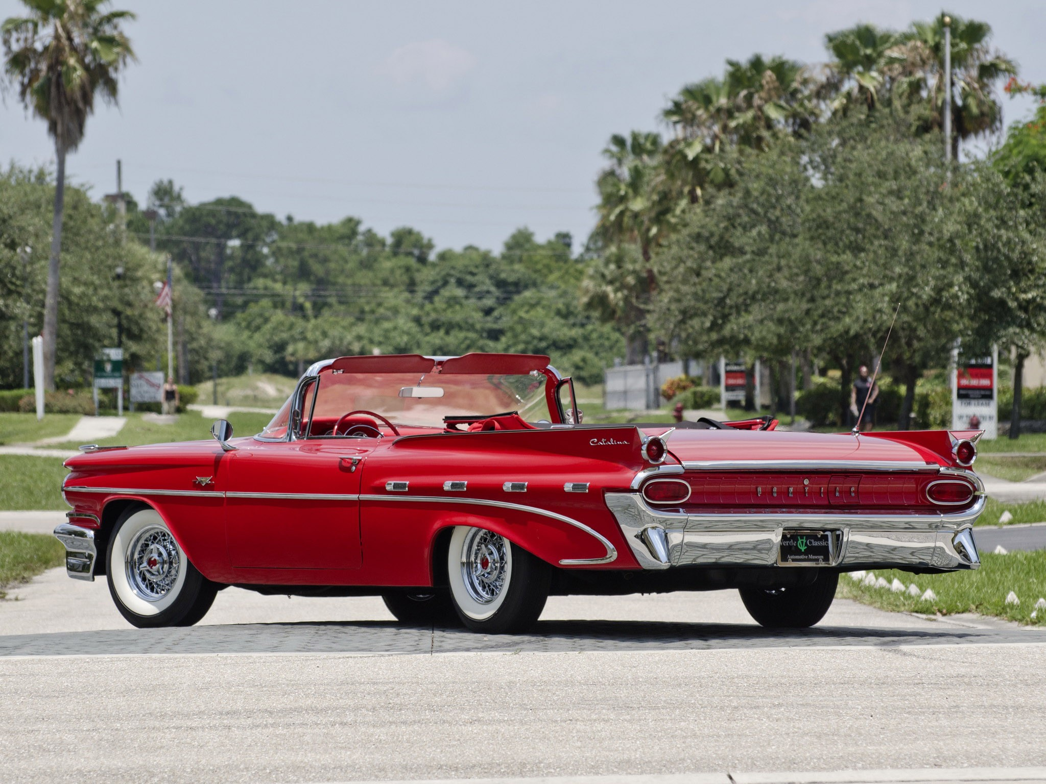 1959 Pontiac Catalina Convertible