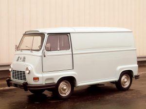 1959 Renault Estafette Van