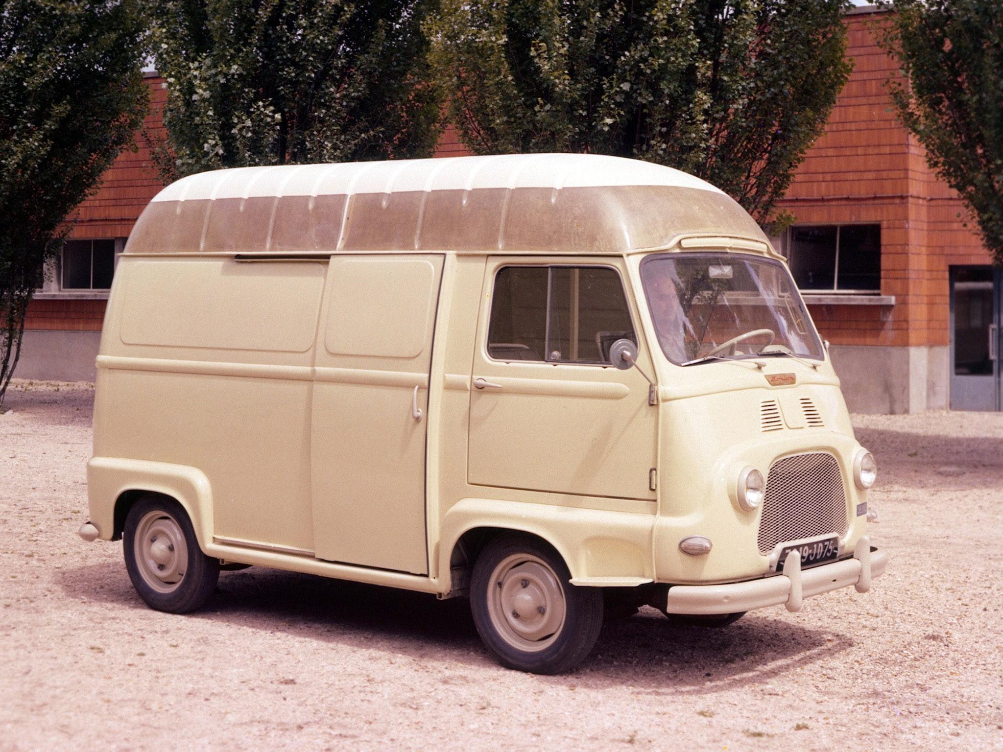 1959 Renault Estafette Van High Roof