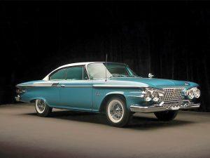 1961 Plymouth Fury 2 Portes Hardtop