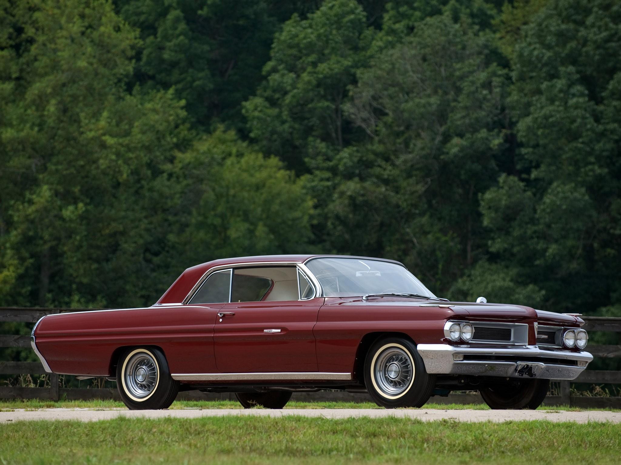 1962 Pontiac Grand Prix Super Duty