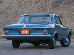 1962 Plymouth Savoy 2 Portes Sedan