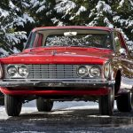 1963 Plymouth Savoy 2 Portes Sedan