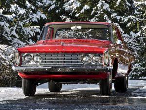 1963 Plymouth Savoy 2 Portes Sedan