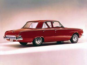 1963 Plymouth Valiant