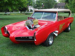 Pontiac Tempest GTO Monkeemobile Barris Kustom (1966)
