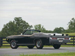 1969 Pontiac GTO Ram Air IV Judge Convertible