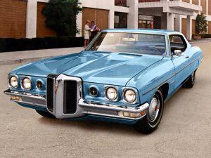 1970 Pontiac Catalina Hardtop Coupe