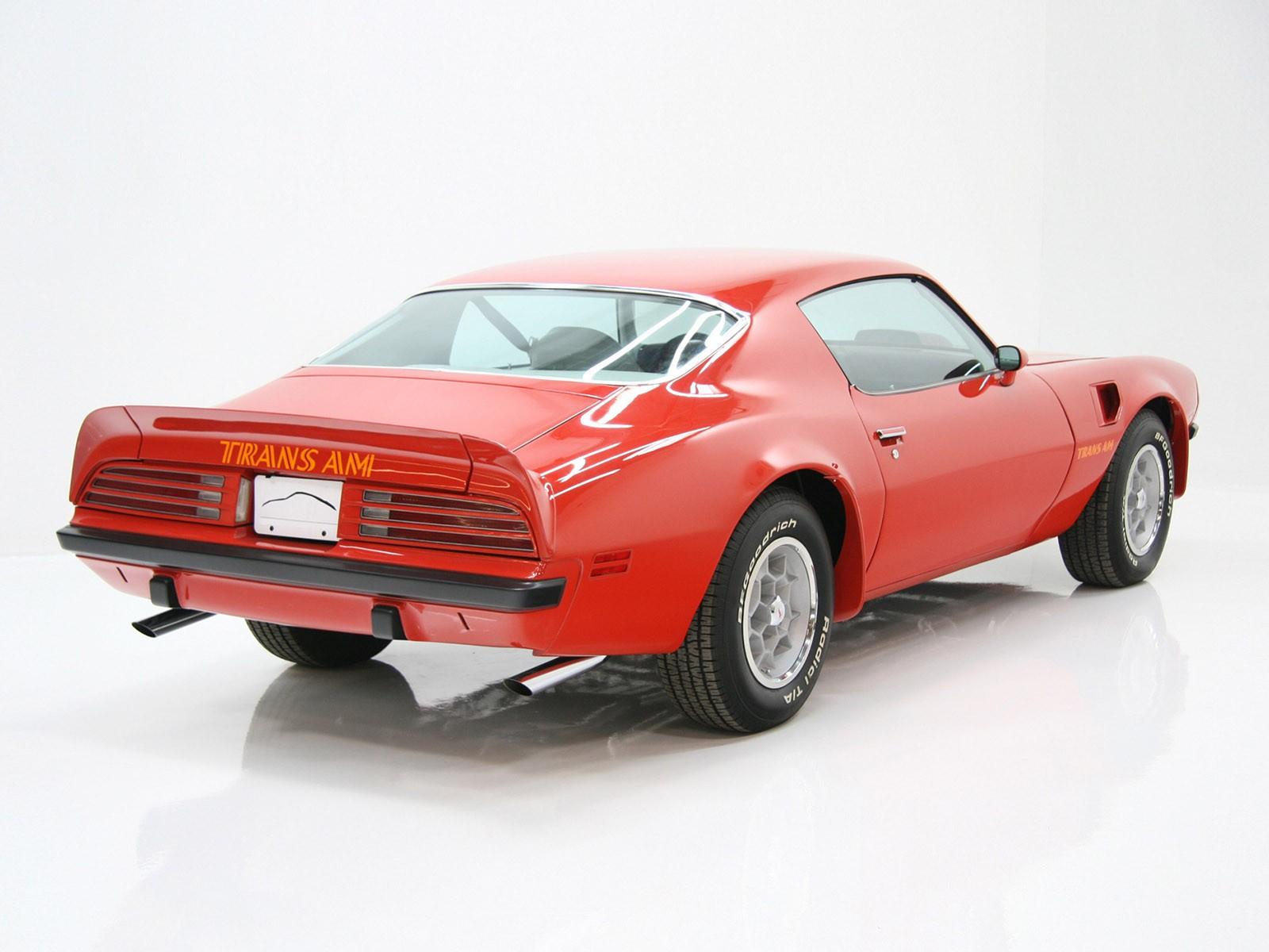 1972 Pontiac Firebird Trans Am Super Duty