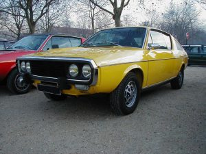 Renault R17 TS 1972