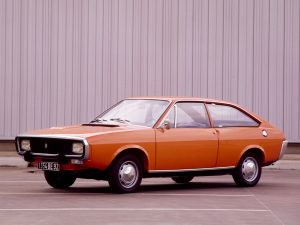 1973 Renault 15 TL