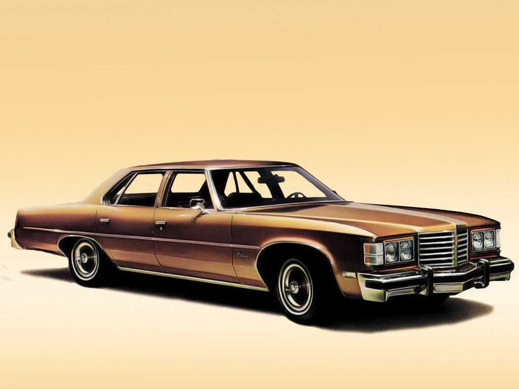 1976 Pontiac Catalina Sedan L69