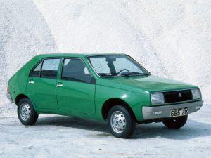 1976 Renault 14 TL
