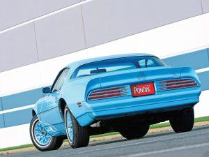 1977 Pontiac Firebird Esprit Sky Bird