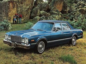 1978 Plymouth Volare