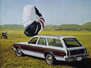 1978 Plymouth Volare Station Wagon