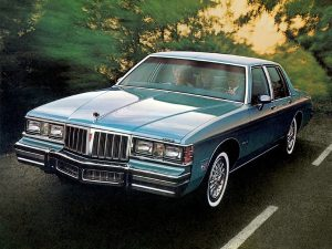 1980 Pontiac Catalina Sedan L69