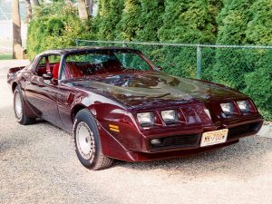 1980 Pontiac Firebird Formula