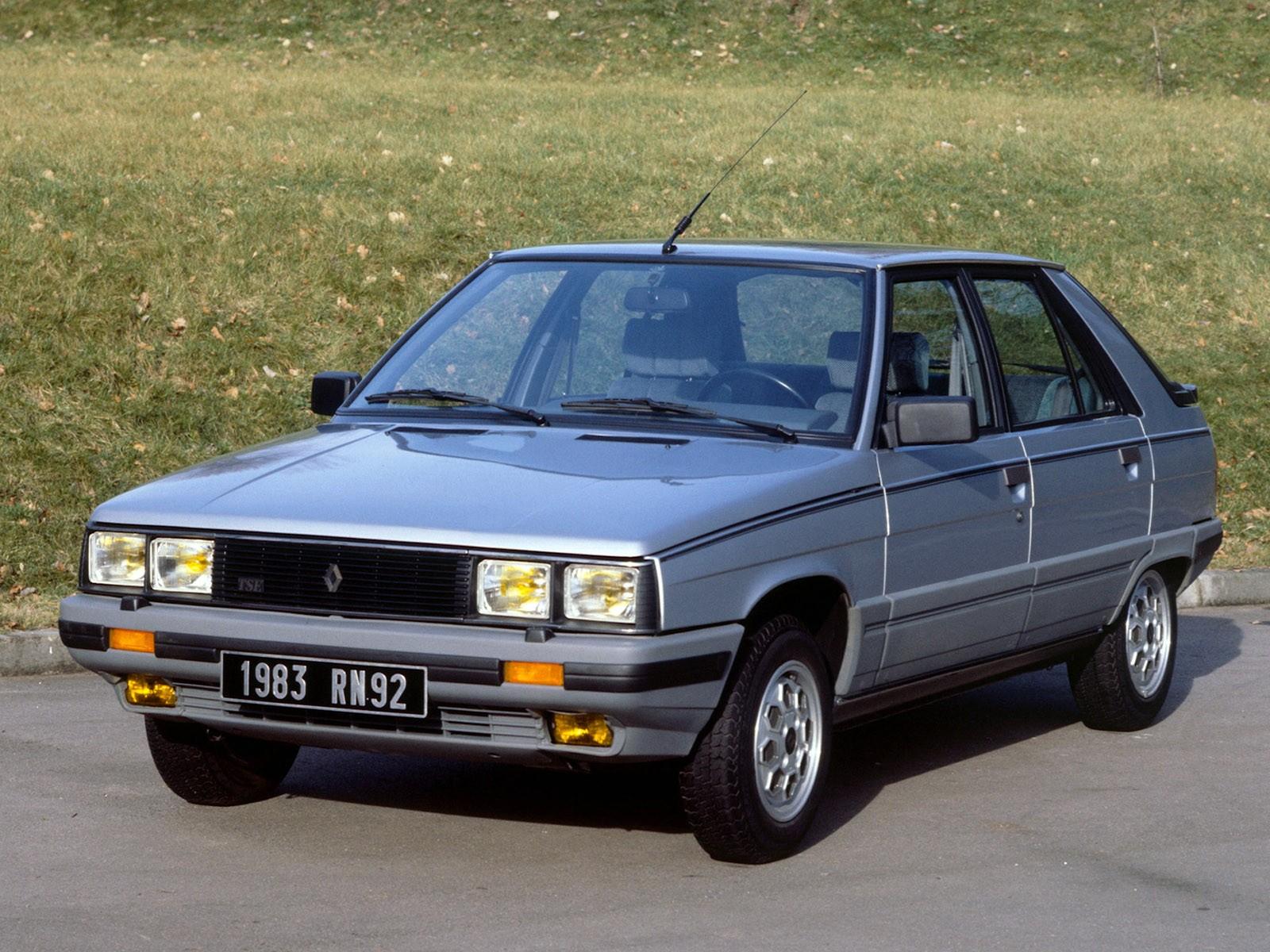 1981 Renault R11