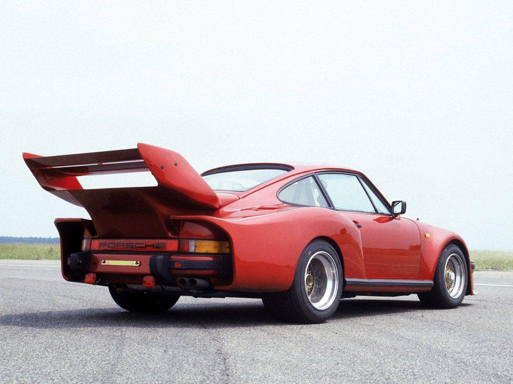 Porsche 935 Street 1983